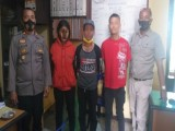 Kerap Mencuri, Gadis Asal Siantar dan 2 Temannya Dikepung Polisi
