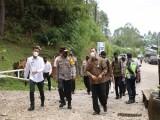 Kunjungi Wisata Danau Toba, Kapolda Sumut Singgung Soal Adat