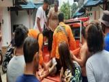 Mandi di Danau Toba Ajibata, Wisatawan Asal Medan Tenggalam