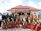 Pos Polisi Pariwisata di Danau Toba Didirikan
