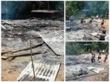 Rumah Hangus Terbakar, Bocah 7 Tahun Tewas Terjebak Api