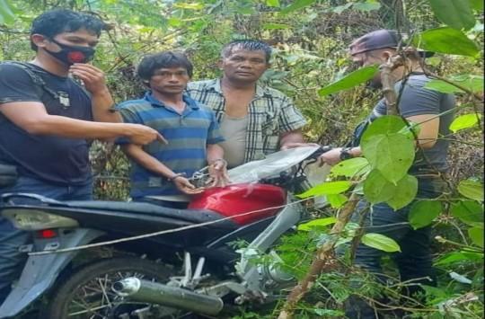 Pelempar Kaca Truk di Aek Ledong Ditembak Polisi di Hutan