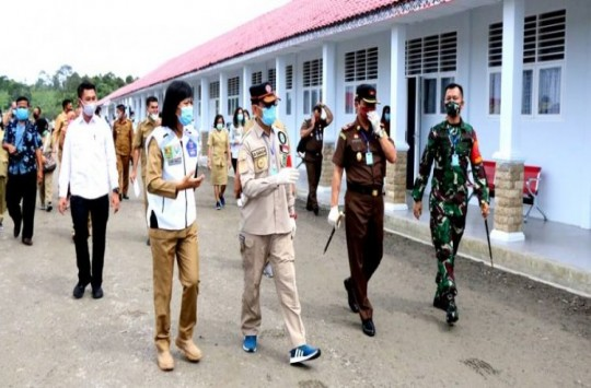 JR Saragih Ubah RSFK Covid-19 di Batu 20 Jadi RSUD Rondahaim