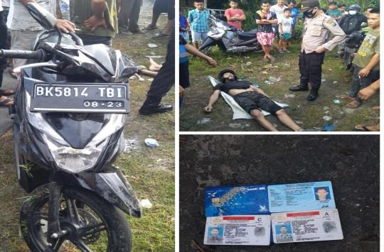 Diduga Kecelakaan, Luhut P Manik Ditemukan Tak Bernyawa