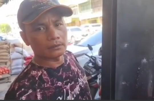 Memalak Sopir Bawang Rp 5 Ribu, Pelaku Ditangkap Polisi