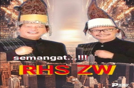 Natizen Yakin RHS - ZW Menang, Janji Bangun Simalungun Ditepati