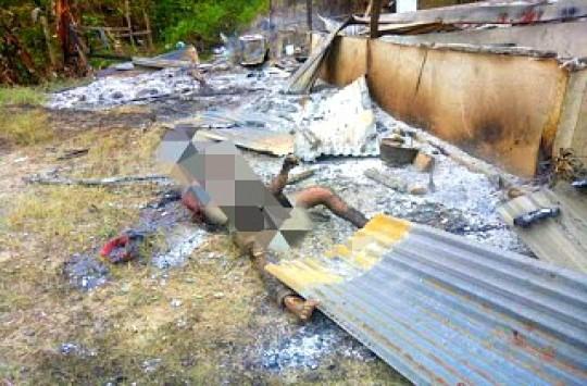 Empat Orang Sekeluarga Dibunuh, Pelaku Diduga Teroris