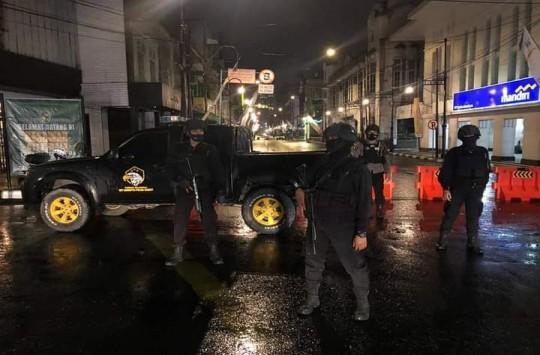 Tingkatkan Keamanan, Polda Sumut Gelar Patroli Malam