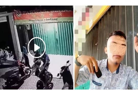 Viral! Video Pria Aniaya Perempuan, Pelaku Diduga Asal Tigaras